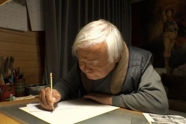 「浦沢直樹の漫勉neo」6月9日放送より