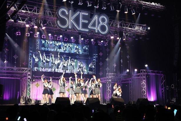 「SKE48 Zepp TOUR 2021」が札幌からスタート