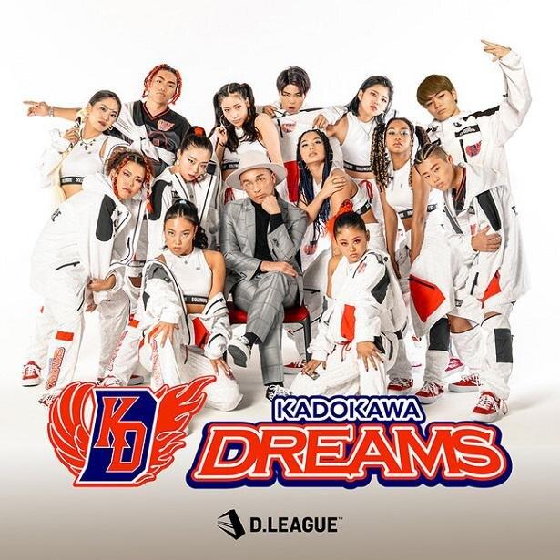 10月23日(土)のダンスパフォーマンスステージには「KADOKAWA DREAMS」が登場!